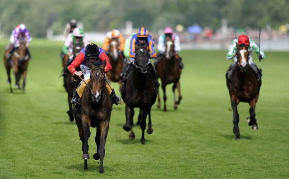 gold cup ascot