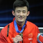Chen Long current rank