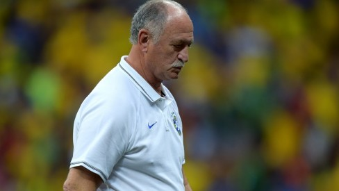 World Cup moment Luiz Felipe Scolari's