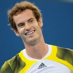 Andy Murray rank