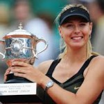 Maria Sharapova current ranking