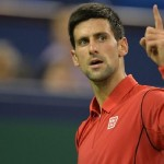 Novak Djokovic top rank