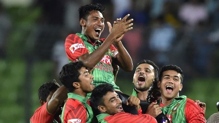 ODI Series to Bangladesh
