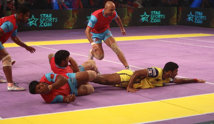 2015 Pro-Kabaddi Season as