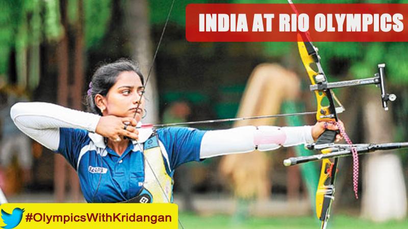 India at Rio