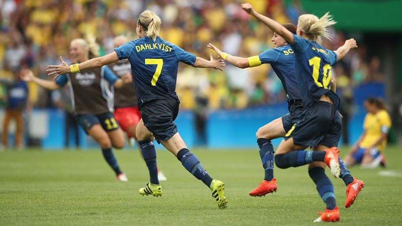 women football SF rio