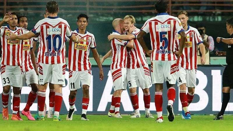 Lose to ATK on Aggregates With The Drawn 2nd-Leg Semifinal 2016