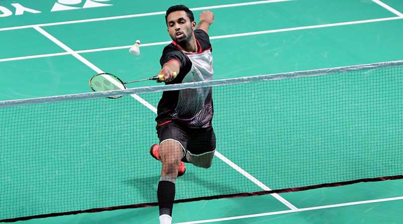 Swiss Open Grand Prix Gold Prannoy