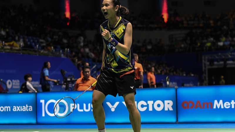 Tai Tzu Ying of Taiwan